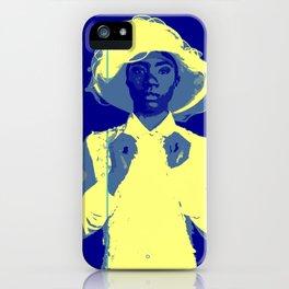Blueberry Tart iPhone Case