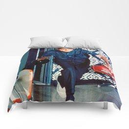Richard Nixon Bowling Comforters