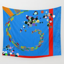 Play Time... Wall Tapestry