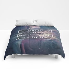 What Life Is All About - Doctor Who Comforters