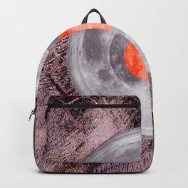 LP Moon Over Lava Dance Floor Backpack