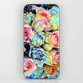 For Love of Roses iPhone Skin