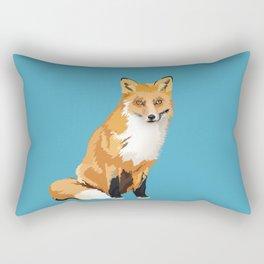 You Sly Fox Rectangular Pillow