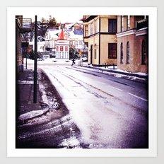 iceland - 101 scarti d'autore_035 Art Print