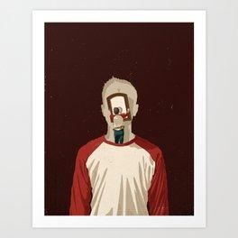Sense of Self Art Print