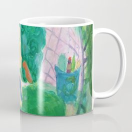 Healing Earth Ocean Child Coffee Mug
