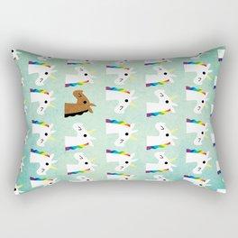 I'm A Horse Rectangular Pillow