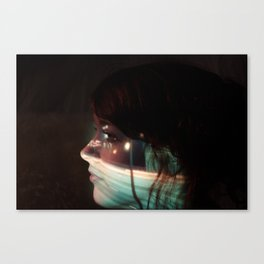 Highway Emma Canvas Print