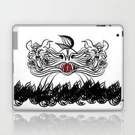 The Sign of Jonah Laptop & iPad Skin