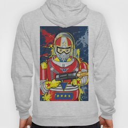 The Space Cowboy Robot  Hoody