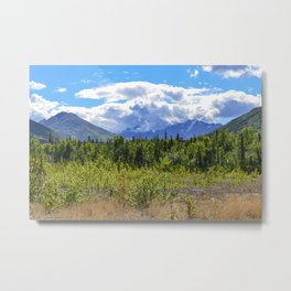 The Mountains Are Calling . . . II Metal Print
