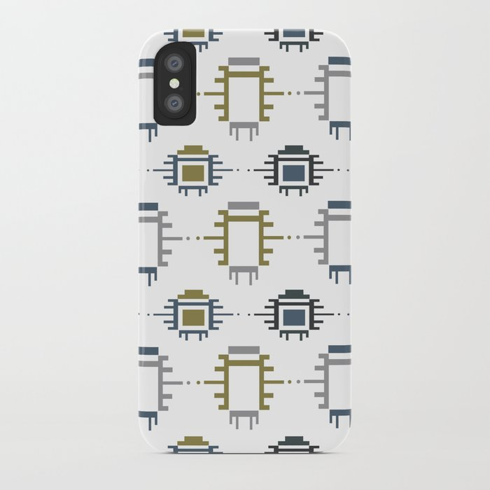 African Cloth iPhone Case