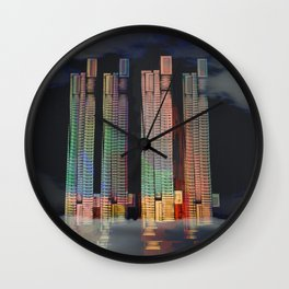 Crystal Giants / 09-09-16 Wall Clock