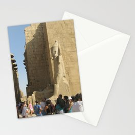 Temple of Karnak at Egypt, no. 5 Stationery Cards