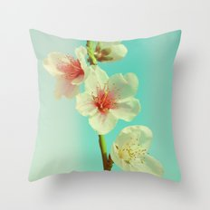 This looks like spring! Throw Pillow