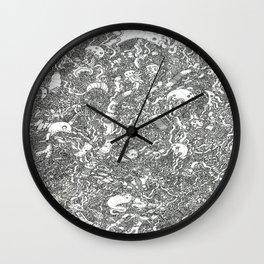 Microverse Wall Clock