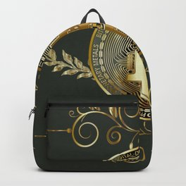Bitcoin Gold Backpack