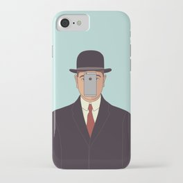 Son of Modern Man iPhone Case