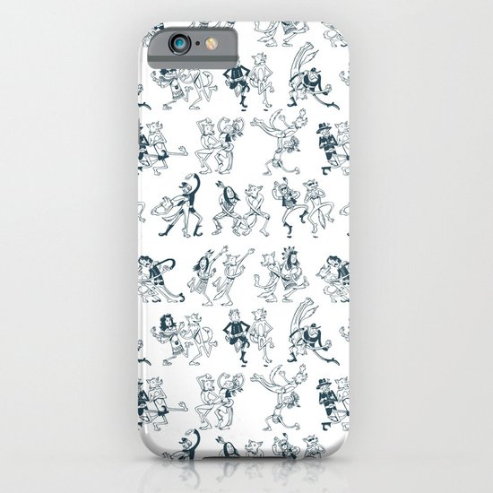 Dances with Wolves iPhone & iPod Case