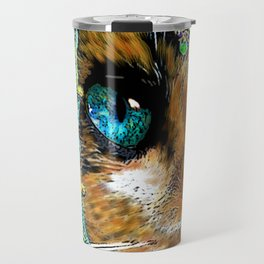 Calico Indian Bride - Cats Feline Catitude Travel Mug