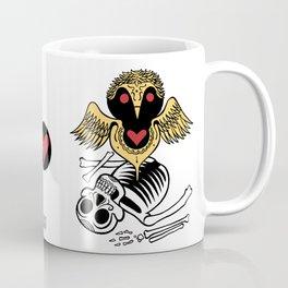 Búho de la Muerte Coffee Mug