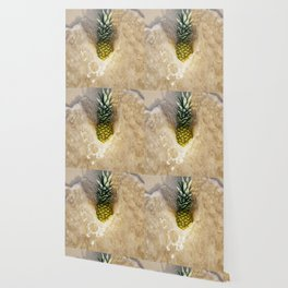 Pineapple Love Wallpaper