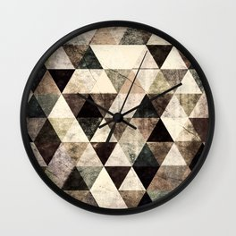 Abstract #365 Wall Clock