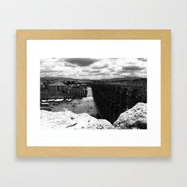 Segovia, Spain Framed Art Print