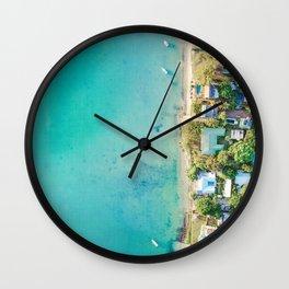 Summer Club Wall Clock