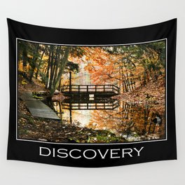 Inspirational Discovery Wall Tapestry