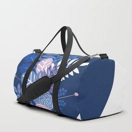 Feelings (Blue) Duffle Bag