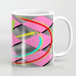 colored abstraction Coffee Mug
