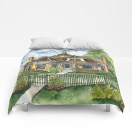 The House on Spring Lane Comforters