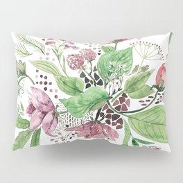 Floral festival Pillow Sham