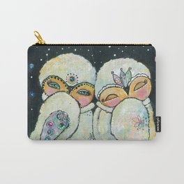 Nighttime Owls Carry-All Pouch