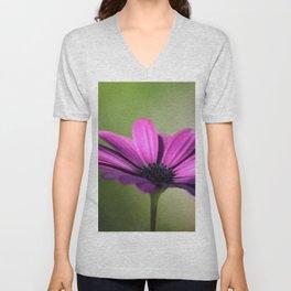 Pretty in Purple Unisex V-Neck
