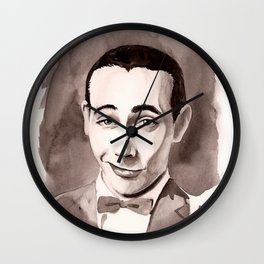 Peewee Wall Clock