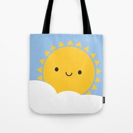 Good Morning Sunshine Tote Bag