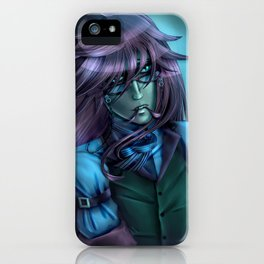 Grell Color Challenge #69 iPhone Case