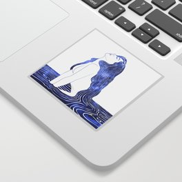 Nereid XXIII Sticker
