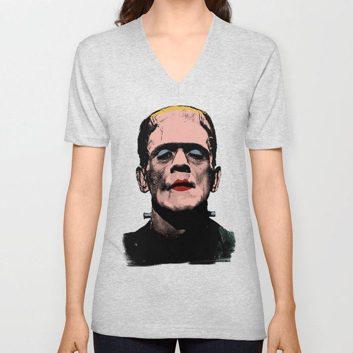 The Fabulous Frankenstein's Monster Unisex V-Neck