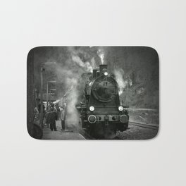 Steam Engine Bath Mat