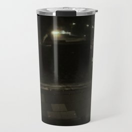 rain bokah Travel Mug