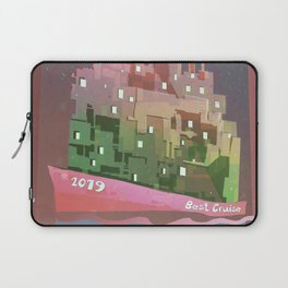 2019 Best Cruise discovering your urban environment through emotions. Laptop Sleeve