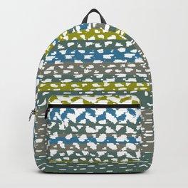 Stripes Zig Zag Backpack