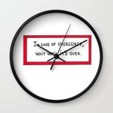#56 Wall Clock