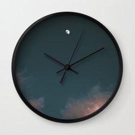 Little Moon Wall Clock