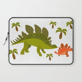Dinos - Mom and baby Laptop Sleeve