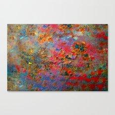 Rust Texture 43 Canvas Print