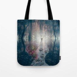 Fascinator Tote Bag